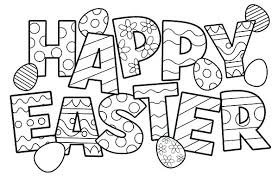 Coloring Sheets Easter Eggs Coloring Pages Free Printable X Egg