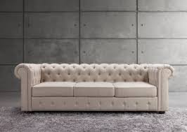 Elstone Tufted Back Chesterfield Sofa