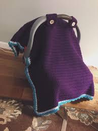 car seat canopy crochet pattern