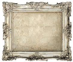 A paint-less frame hung on display, over ruled and control its domain.
