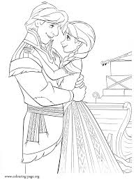Small Picture Frozen Coloring Pages Anna And Elsa Free Coloring Pages For Kids