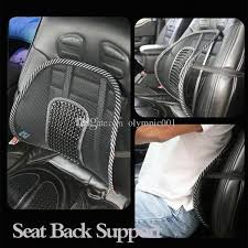 New Car Seat fice Chair Back Cushion Back Lumbar Massage Pain