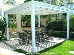 free standing patio cover kits. Covers Decks Free Standing Patio Cover Kits Blueprints Lean To Plans Cove E