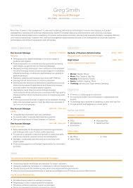 Cv Account Key Account Manager Resume Samples And Templates Visualcv
