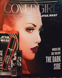 i don t wear much makeup but i m going to the out of this line the star wars underworld cover launching a star wars makeup line