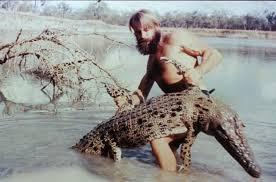 interesting people. arvids blumentāls , crocodile harry interesting people