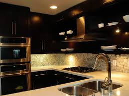 kitchen backsplash ideas for dark cabinets style