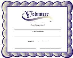 Volunteer Certificates 86 Best Volunteer Appreciation Ideas Images Volunteer Appreciation