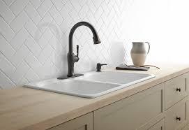 Kohler Forte Kitchen Faucet Good Durability Of Kohler Kitchen Faucet Kitchen Tub Fixtures