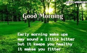 Early Good Morning Quotes Best of Good Morning Quotes Happy Wishes