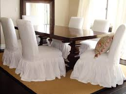 chair covers for home. Dining Table Chair Seat Covers Inside Cover For Home