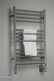 amba jeeves c straight hardwired towel warmer 205 amba towel warmers e32