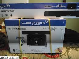 lennox home theater system. for sale/trade: lennox audio ln-2000 home theatre bluetooth system new theater armslist.com