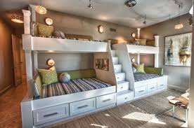 Wonderful Unique Bunk Beds View In Gallery Utilize The Design Of With Ideas