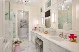 bathroom makeup vanity. White Makeup Vanity With Mirrored Stool Bathroom R