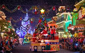 disneyland christmas wallpaper. Modren Christmas On Disneyland Christmas Wallpaper S