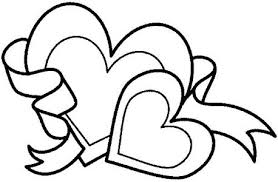 Small Picture heart coloring pages cute love images about colouring pages