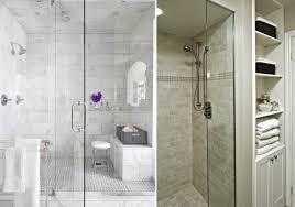 mesmerizing carrera marble bathroom with marble shower wallarble floor design ideas