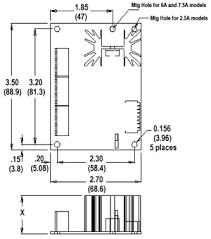 ac fan control ac motor control smartfan nimbus control nimbus ac fan motor speed controller dimensions