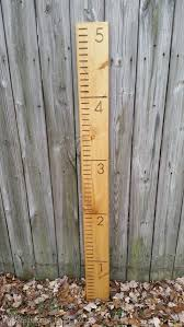 Growth Chart Ruler Home Depot Home Depot Growth Chart My Repurposed Life Rescue Re