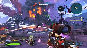 Charts Battleborn Takes Number One At Retail
