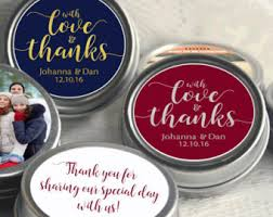 3 steel metal boxes hinged rectangular tins wedding favor Wedding Favors Mint Tins 12 personalized wedding mint tins wedding favor mint tins personalized mint favor mint personalized mint tins wedding favors