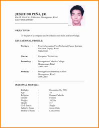 Resume Format For Applying Job Abroad Resume format for Applying Job Abroad Fresh 60 Example Of Resume 2