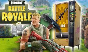 Man Vs Vending Machine Game Custom Fortnite Vending Machines Where Are All The Vending Machines