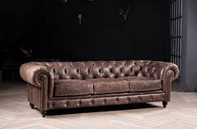 trendy modern leather chesterfield sofa clic sofa for antique style throughout vine chesterfield sofas gallery