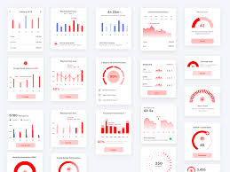 Charts Graph Ux_ui By Himanshu Rawat On Dribbble