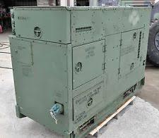 30kw diesel generator mep 805b 30kw 1 3 phase generator john deere turbo diesel military 2007