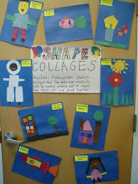 Anchor Chart Ideas For Kindergarten Free Shape Poems From