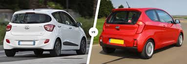 Hyundai i10 vs Kia Picanto comparison | carwow