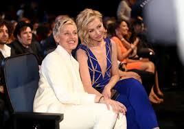 Ellen And Portia Ellen Degeneres Dismisses Divorce Rumours Tv Host Caught On
