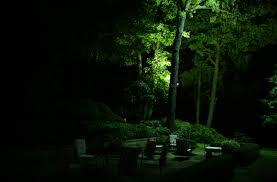 Landscape Lighting Moonlight Effect Patio Moonlight Effect Winnetka Il Moonscape Landscape