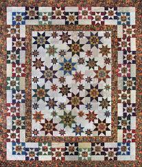 86 best Quilt Patterns images on Pinterest | Easy quilts, Quilt ... & Rangeley Stars Adamdwight.com