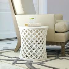 side tables round side table white a stylish piece of furniture fresh design coffee chair