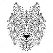Kleurplaten Wolf En Zeven Geitjes