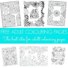 Free Coloring Pages Adults Free Colouring Pages Free Printable