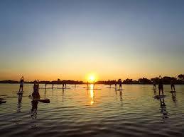 paddle board yoga nh