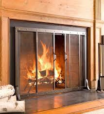 modern fireplace screens contemporary modern fireplace screens modern fireplace doors and screens