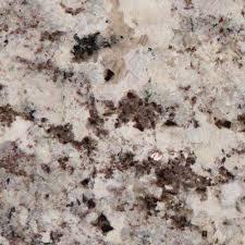 3 in x 3 in granite countertop sample in alaska white