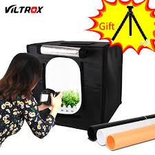 viltrox 40 40cm led photo studio softbox light tent soft box ac adapter