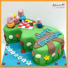 Heavenly Princess Peppa Pig Cake Ideas Xiaoyqclub