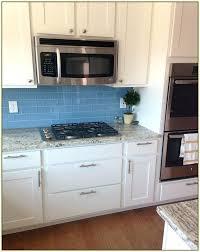 sea glass subway tile backsplash tile 3203 home design ideas blue glass backsplash tile wallpops blue