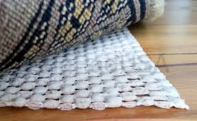 amazing area rug pads for wood floors regarding pad safe flooring design