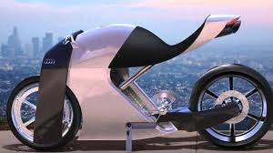 Audi RR Concept Bike - YouTube