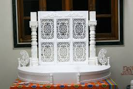 ganesh chaturthi decoration idea s for home decoration makhar