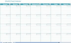 Monthly Calendar Microsoft Word Template Jeu Bilingue Calendrier