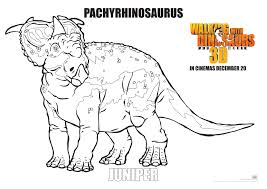 Small Picture Walking With Dinosaurs The Coloring Pages Of Printable Dinosaur